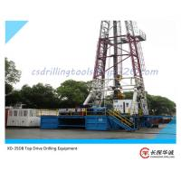 XD-35DB Top Drive Drilling Equipment for engineering coring; soil sampling; Soil Investigation; spt equipment