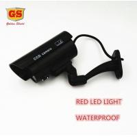 GS Fake Dummy Camera CCTV Surveillance Camera Waterproof Outdoor Indoor Shop Home Security With LED Light Fake Camera