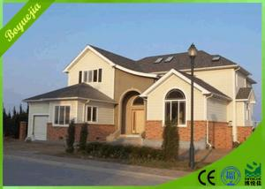 China Prefab Villas EPS Cement Wall Panel , Composite Concrete Wall Panels on sale