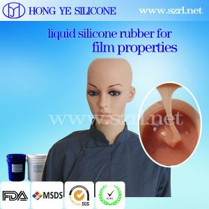 China Silicone rubber for special simulation makeup in the film and television on sale