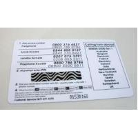 Scratch off cards / scratch ticket