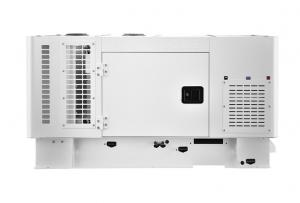 China Commercial or Industrial Use Silent Diesel Generator Set Three Phase Four Wire 20KW - 23KW on sale