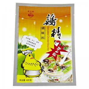 China Recyclable Food Packaging Plastic Bags , Creative Food Packaging Flavour Enhance Local Product on sale