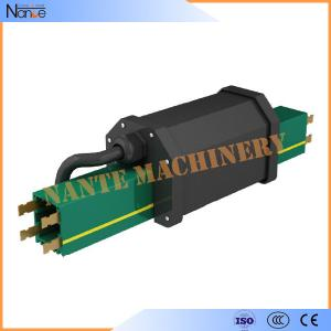 China Multipole Conductor Rail System With Self - Extinguishing Shell NANTE HFP56 on sale