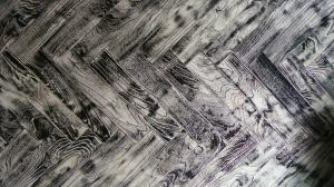 China ASH parquet flooring (Engineered or Solid) Fishing bone on sale