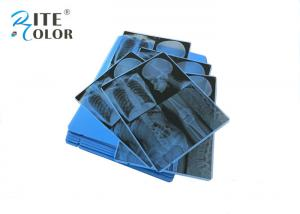 China Medical Blue Sensitive X Ray Film PET Material For Image Inkjet Printing on sale