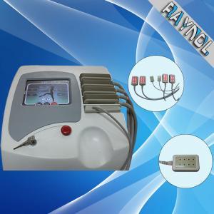 China Portable 6 Pads Lipo Laser Machine , i-Lipo Laser Weight Loss Liposuction Machine on sale
