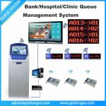 21.5 inch Hospital/Clinic/pharmacy/Doctor Room Wireless Or Wired LED/LCD Token Number display queuing management system