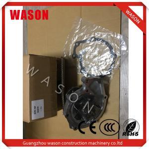 China Wason Hino D04R Hydraulic Water Pump / 32G4511010 Kobelco Water Pump on sale