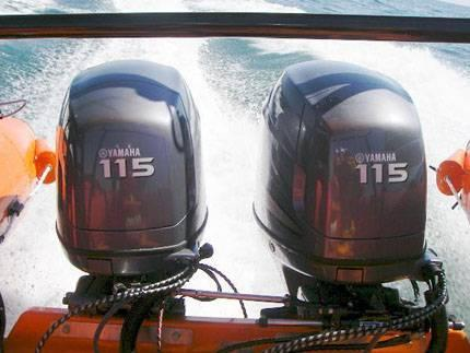 Type: Outboard Motor Year: Current Model: F115 HP Jet Drive Model Number: F115JA Series: Four Stroke Jet Drive HP: 115 Engine Type: 4 Cylinder Displacement: ...