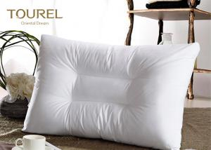 China Memory Foam Hotel Comfort Pillows Queen Size Private Label Bamboo Fiber Pillow on sale