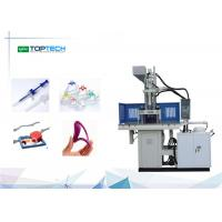 Anti Noise PLC Liquid Injection Molding Machine 30 Ton With Dual Core Microprocessors