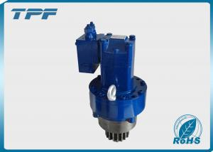 China Low Speed Hydraulic Motor Brake Valve Z3SYFH500 , M + S Hydraulic Planetary Gearbox on sale