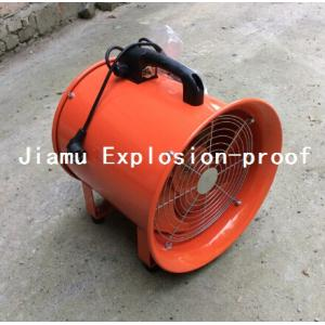 China 12 inch portable ventilator CTF-30 with 550W motor on sale
