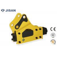 Side Type Hydraulic Breaker HammerChisel Tool 68mm For Excavator CASE 580