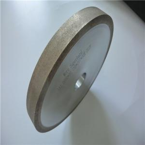 China 1A1 The metal bond diamond grinding wheel is used for ceramic grinding and can be customized Alisa@moresuperhard.com on sale