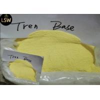 Trenbolones Base 98% Muscle Building Steroids Tren Base 10161-33-8 Light Yellow Crystal Powder