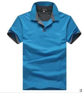 China Polo shirt Custom men white blank tshirt on sale
