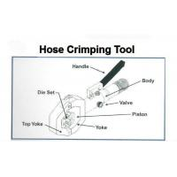 China Manufacture AC Hose Crimping Tool/Air Conditioning Hydraulic Crimping Tool/Manual Hose Crimping Tool