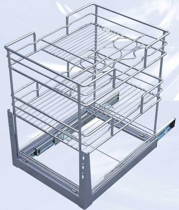 Kitchen Basket|Drawer Basket|Pull Out Basket|Kitchen Rack|Kitchen Shelf  B 25|B 30|B 35 For Sale U2013 Kitchen Accessories Manufacturer From China  (90711076).