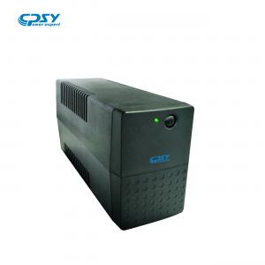China 600va pure Sine Wave Home UPS with internal battery backup computer last for 10mins on sale
