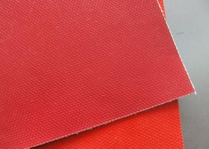 China Non - Stick Double - Sided Silicone Coated Fiberglass Cloth High Temperature Resistance on sale