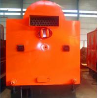 China Custom Coal Fired Steam Boiler Travelling Coal Stoker Furnace Automatic Thermal Control on sale