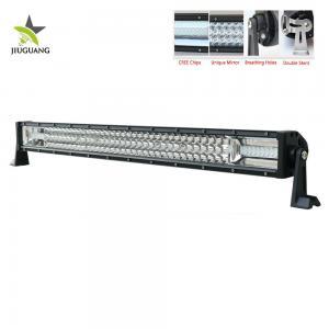 China 32 / 42 / 50 Inch Triple Row Led Light Bar , Car Accessories Led Lights on sale