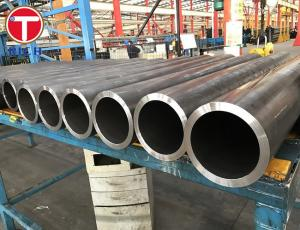 China Sae J526 Welded Carbon Steel Pipe , Dom Round Steel Welded Pipe 1 - 12m on sale
