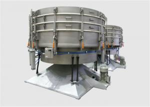 China High Precision Swinging Vibration Separation Machines For Colour Powder on sale