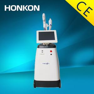 China Ultrasound Fat Reduction Machine / RF Ultrasonic Cavitation Body Slimming Machine on sale