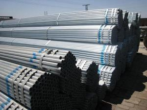 China ASTM A106GR.B 3'' Galvanized Pipe on sale