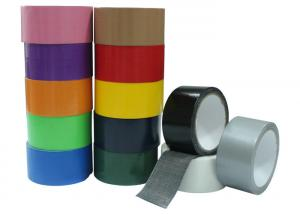 China Industrial PE Sealing Scotch Cloth Duct Tape With Strong Hot Melt Adhesive on sale