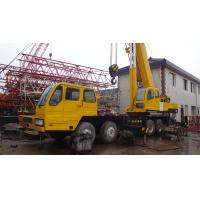 used Mobile Truck Cranes XCMG QY70K With Perfect Performance