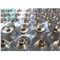 China Copper Brass 1.5mm Spinning Spare Parts 300mm Diameter For Electric Industry on sale