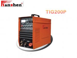 China single phase Inverter TIG Welding Machine gas metal 220V arc welder on sale