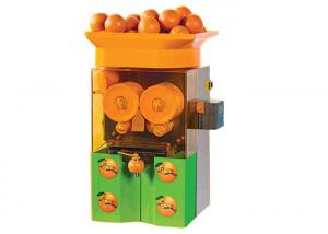 China Auto Feed Commercial Fruit Juicer Machines , Cold Pressed Juicer Machine on sale