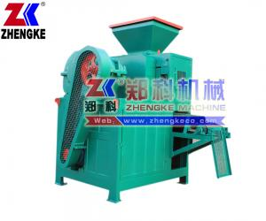 China Zhengke brand top quality coke breeze briquette machine on sale
