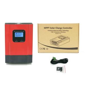 China Solar MPPT Charge Controller 48V 30Amp for Solar power system home on sale