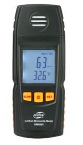 China 1ppm Industrial Gas Leak Detector , Smart Sensor Handheld Carbon Monoxide Meter on sale