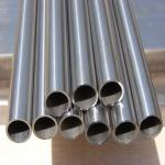High Purity Titanium Tube Cold - Rolled Welded Seamless Titanium Tubing