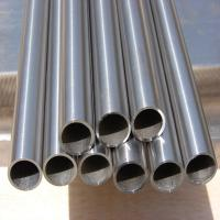China High Purity Titanium Tube Cold - Rolled Welded Seamless Titanium Tubing on sale