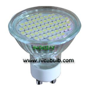 China Dimmable Led Cup Light / LED Lamp Cup 3.5W 240Lm GU10 led spot bulb energy saving on sale