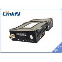 Body Worn High Definition AV Video Wireless Transmitter DC12V