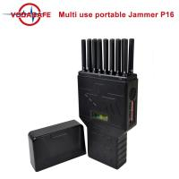 China 16 Bands 3600MHz 5G Jammer Blocker Omni Directional Antenna on sale