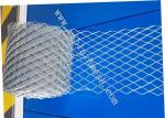 380g/M2 10cm Width Galvanized Brick Wall Mesh 11m Length 48 Rolls / Carton
