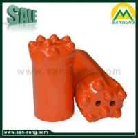 China 30mm 32mm 34mm 36mm 38mm 40mm 42mm  Rock Drilling Taper Button Bit on sale