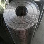 Tamaño soldado con autógena del agujero de la malla de alambre del acero inoxidable de los SS 304: 1/4 pulgada (6.4m m), diámetro: 0.5mm-1.2m m