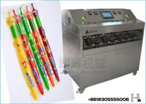China Various Shape bag Filling and Sealing Machine for Fruit Jam   Jelly   Fruit Juice on sale