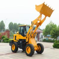 China ZL18 1.8T Mini Hydraulic Wheel Loader on sale